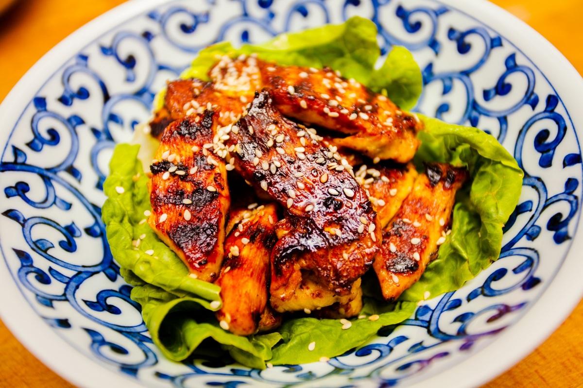 Dak Bulgogi. Koreańskie BBQ