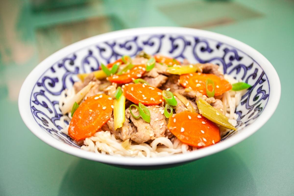 Bulgogi z wieprzowiny - najpopularniejsze danie z Korei