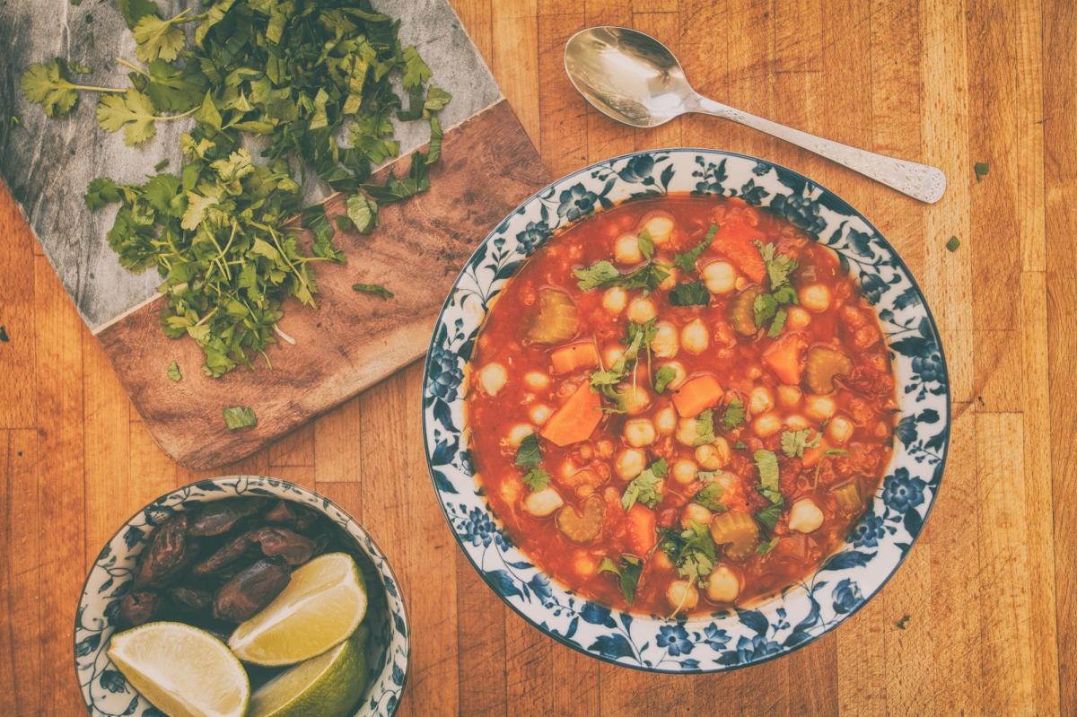 Harira - popularna zupa z Maroka